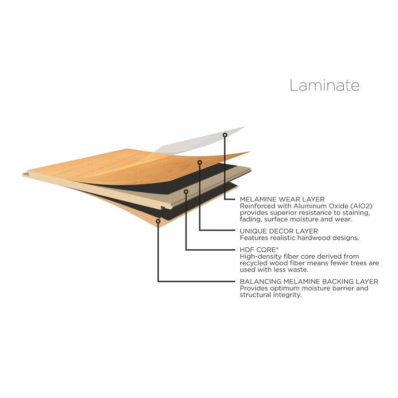 Fairfax Plus 8 X 48 8mm Pine Laminate Flooring