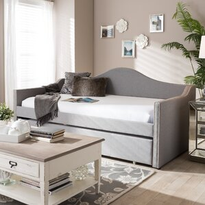 Fabian Daybed with Trundle by Latitude Run