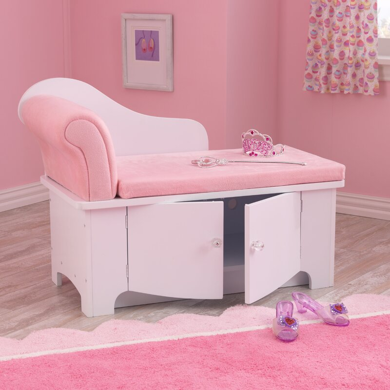 Princess Kids Chaise Lounge
