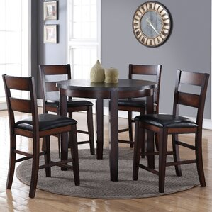 Constance 5 Piece Dining Set by Latitude ..