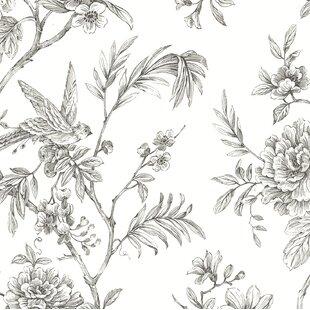 614b39afa Floral Wallpaper You'll Love | Wayfair.co.uk