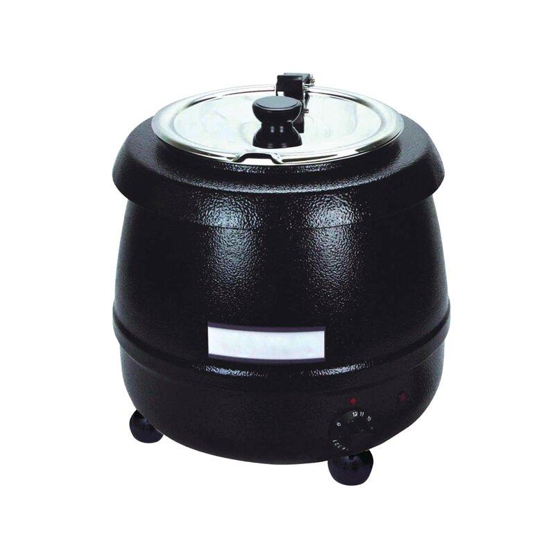 Eurodib 10.56-qt. Soup Pot with Lid
