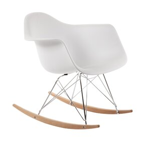 Galla Home Edith Rocking Chair Image