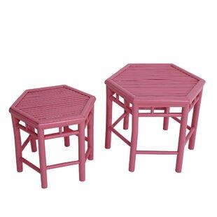 Blush Pink Side Table | Wayfair