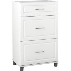 Scholl 3 Drawer Cabinet