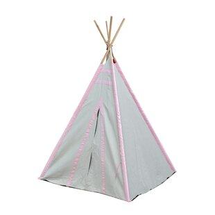 Stripes Kid Play Teepee  sc 1 st  Wayfair & Play Tents u0026 Teepees
