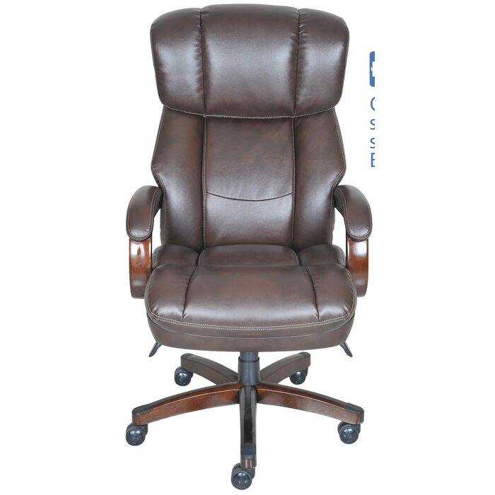 top idea leather la lazy boy chair executive z office chairs architecture lovely amazon grain