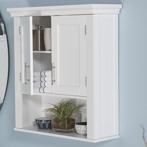Reichman 22.5″ W x 24.5″ H Wall Mounted Cabinet