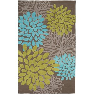 Odele Chocolate Area Rug