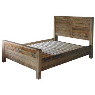 reclaimed wood bed frame. Chisos Kings Bed Frame Reclaimed Wood E