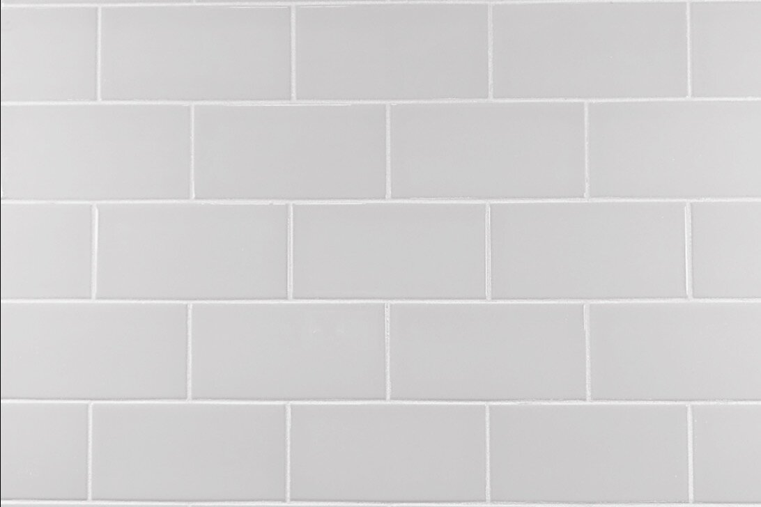 Mulia tile classic 3 x 6 ceramic subway tile in warm gray classic 3 x 6 ceramic subway tile in dailygadgetfo Choice Image