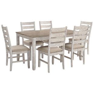 Brittany 7 Piece Dining Set