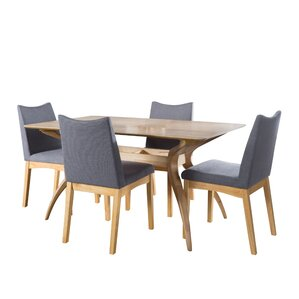 Aliso 5 Piece Dining Set by Corrigan Studio