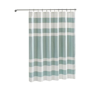 Blue Yellow Gold Shower Curtains Youll Love