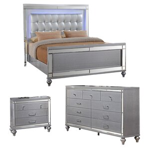 regents platform bedroom set