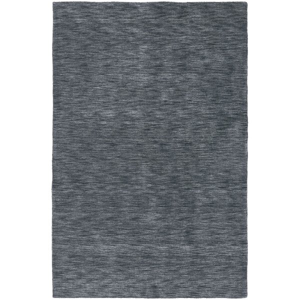 Red Barrel Studio McCabe Charcoal Area Rug U0026 Reviews | Wayfair