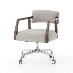 Faust Oak Desk Chair