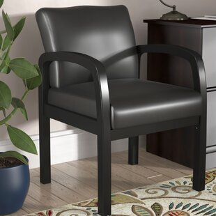 Seales Leather Guest Chair