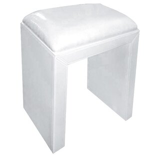 Murray Mirrored Dressing Table Stool