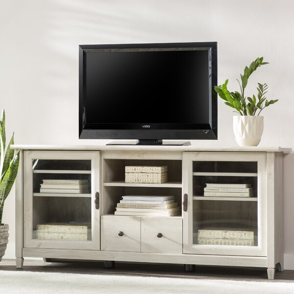 676c5529b Tv Stand With Side Bookcases