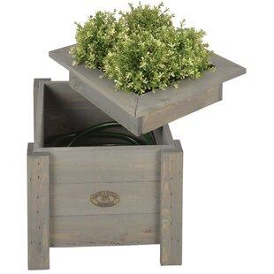 Outdoor herb garden planters wayfair esscherts garden planter box workwithnaturefo