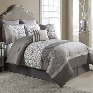 Kingsville 8 Piece Comforter Set