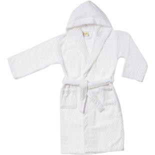 West Oak Lane Premium Kids 100% Cotton Terry Cloth Bathrobe fbe563486