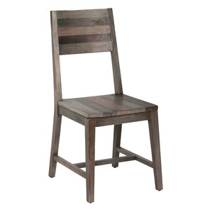 Needham Solid Wood Dining Chair (Set of 2) by Lo..