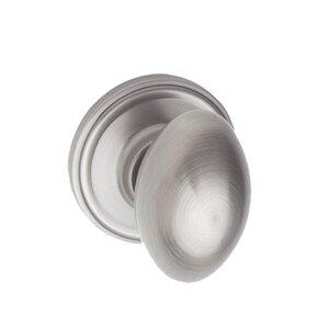 single dummy door knob