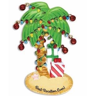 Palm Tree Christmas Tree