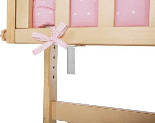 Babybett welches für den anfang stubenwagen beistellbett oder
