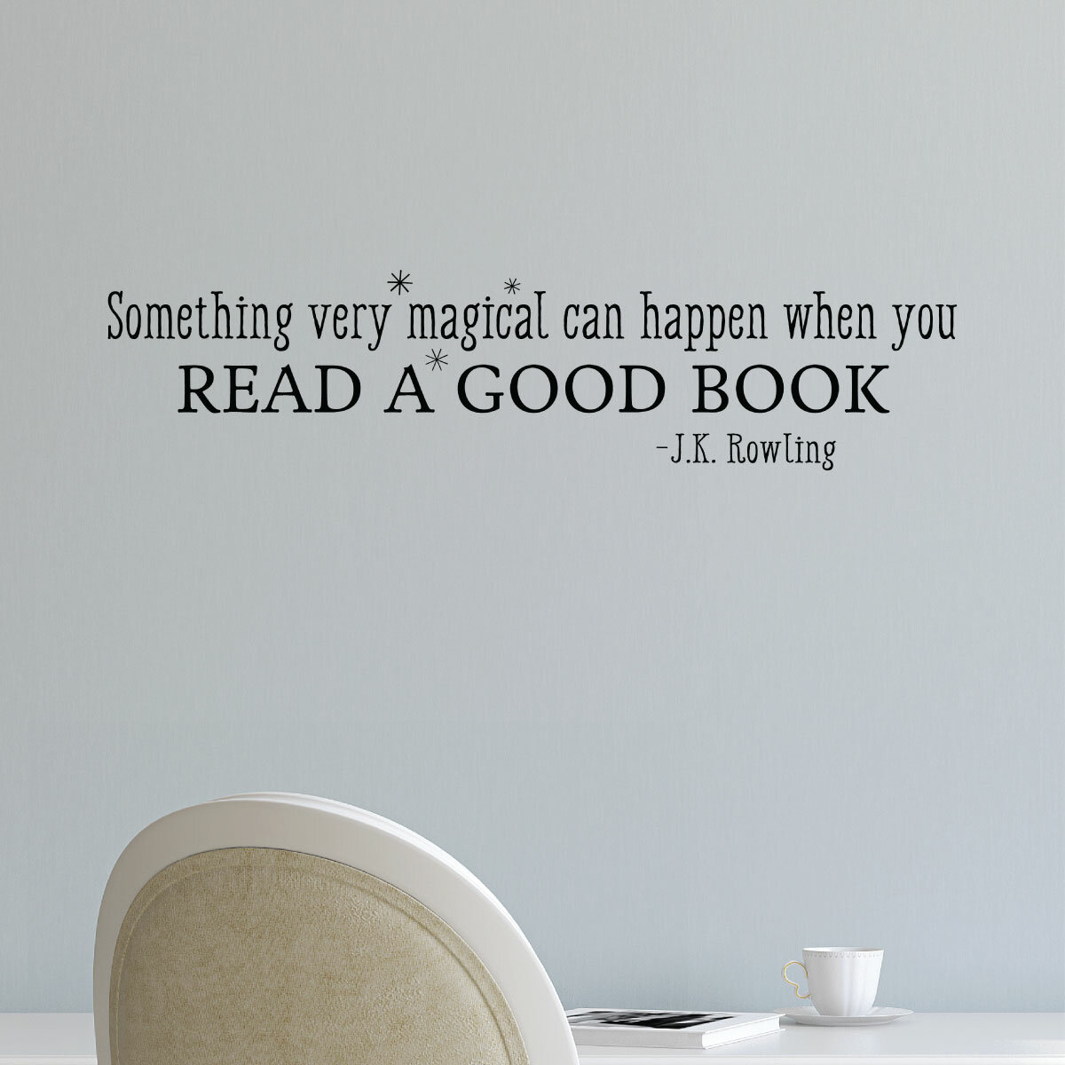 Belvedere Designs LLC Read A Good Book Wall Quotes™ Decal