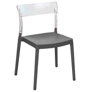 Sprague Polycarbonate Side Chair with Plastic Legs by Metro Lane