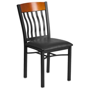Ringel Solid Wood Dining Chair by Red Bar..