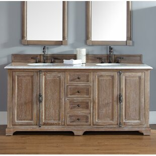 "Quickview. Greyleigh. Ogallala 72"" Double Bathroom Vanity Set"