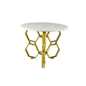 Hex End Table by Rojo 16