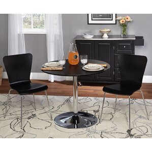 Saladino 3 Piece Dining Set by Latitude Run