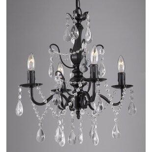 Black chandeliers youll love wayfair save aloadofball Images