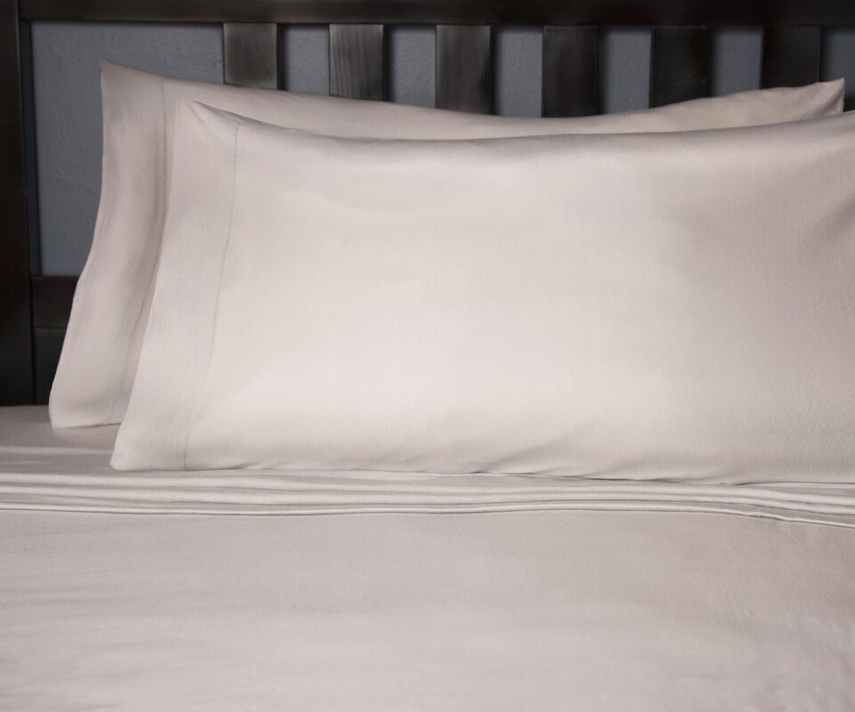 Royale Linens Soft Tees Knit Sheet Set & Reviews