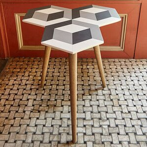 Jared End Table by Corrigan Studio