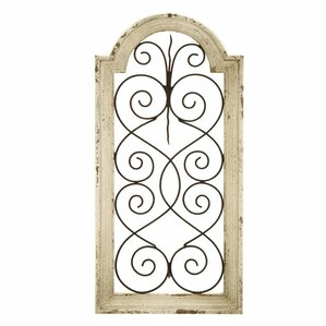 Architectural Wall Decor distressed wall accents you'll love | wayfair