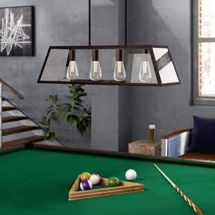 Pool table lights youll love wayfair allena 4 light pool table light keyboard keysfo Image collections