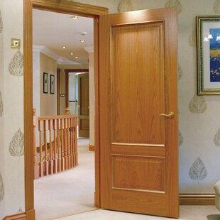 Royale Solid Oak Internal Door Unfinished by JB Kind Doors
