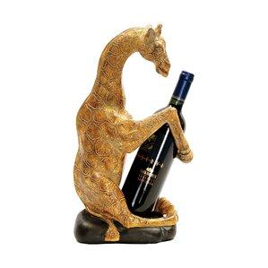 Giraffe 1 Bottle Tabletop Wine Rack by St..