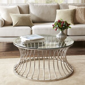 Ashby-de-la-Zouch Coffee Table by House of Hampton