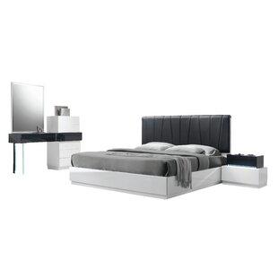 King Bedroom Sets With Vanity   Wayfair