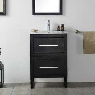 modern 24 inch bathroom vanities | allmodern 24 Bathroom Vanity