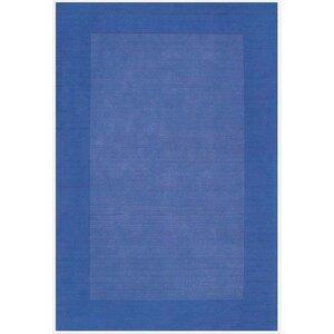 Loom Blue/Dark Blue Rug