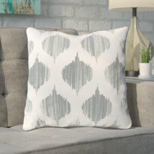 Deandrea 100% Cotton Throw Pillow