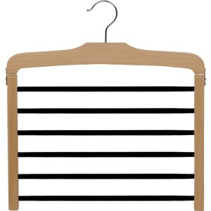 Wooden 6 Tier Pant Non-Slip Hanger